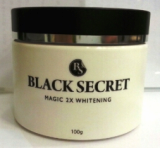 Black Secret Magic 2x Whitening Body Cream