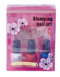KONAD Stamping Nail Art Kit_Stone Set