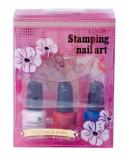 KONAD Stamping Nail Art Kit_Stone Set