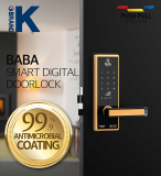 Smart door lock BABA_8100