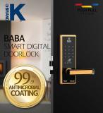Smart door lock BABA_8100