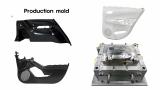 PLASTIC INJECTION MOLD _ AUTOMOTIVE Parts _Interior_