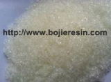 PRECIOUS METAL RECOVERY ION EXCHANGE RESIN