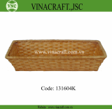 Vietnam bamboo basket cheap