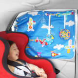 UV-blocking car-s sunshade for baby