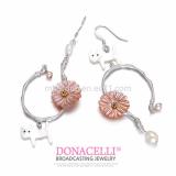 Donacelli Jewelry Earring