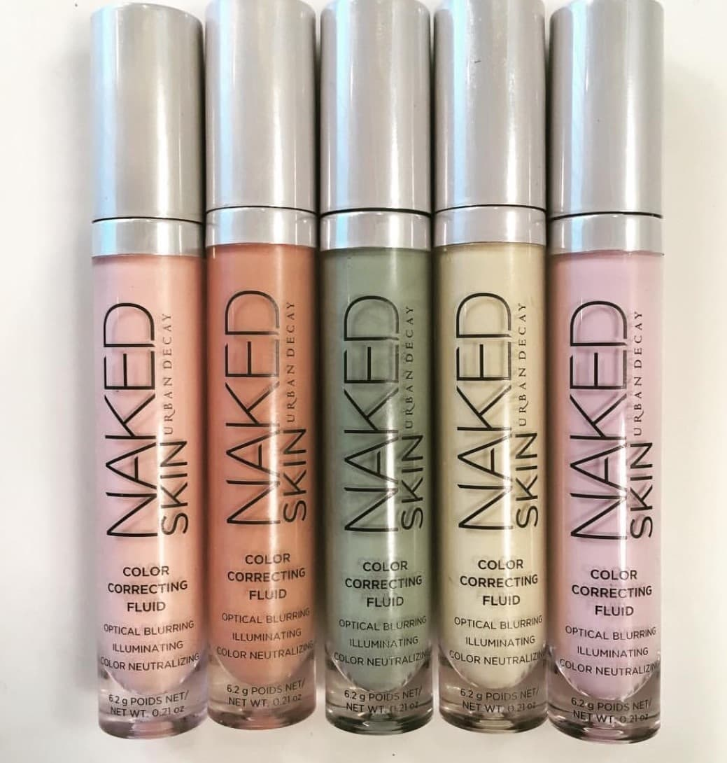 Urban Decay Naked Skin Color Correcting Fluid - Makeup