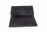Luxury Crocodile Leather Wallet for Men