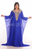 Farasha Cheap Kaftan Ladies Maxi Ear_ring Abaya