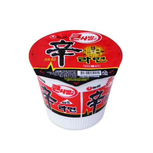 Korean Instant Noodles