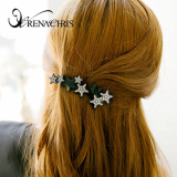 _RenaChris_ Lady Star barrette
