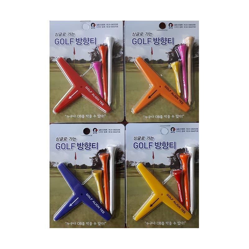 Golf Direction Tee