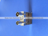 RF connector with shielding_ RF shielding_ metal shielding can