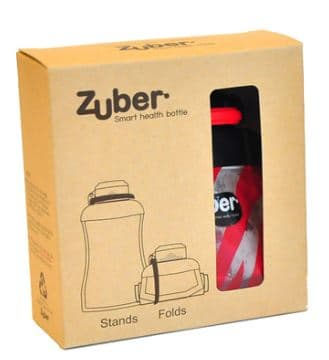 Folding Water Bottle ZUBER