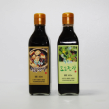Homemade Rich Soy Sauce