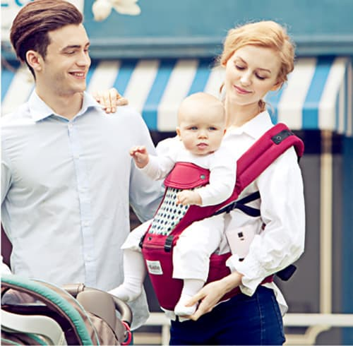 Muelle Hipseat _ baby carrier