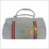 Budyrang Melange Boston Bag