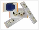 Aluminum Profile Plug Socket