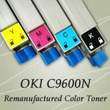 Oki C9600 Compatible Color Toner Cartridge by IPS, Korea