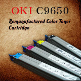 Oki C9650 Glossy Compatible Color Toner by IPS, Koea