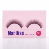 natural false eyelash   style#701-706