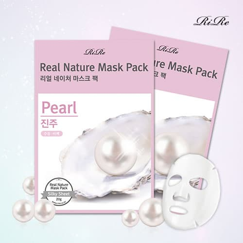 Real nature mask pack