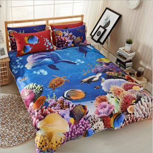 Product Thumnail Image Product Thumnail Image Zoom. 3d Digital Printed  Custom Fabric For Bed Sheet ...