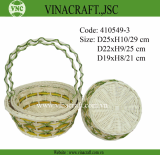 Rattan Baskets Wholesale