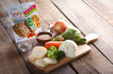 Baby food Ingredients _ Vegetable Furikake