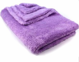 Edgeless Plush Microfiber Towel