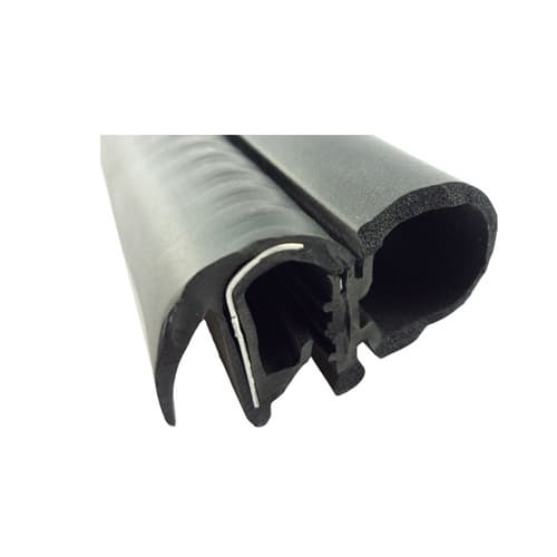 China Push-on Trim Seals for Edge EPDM Rubber
