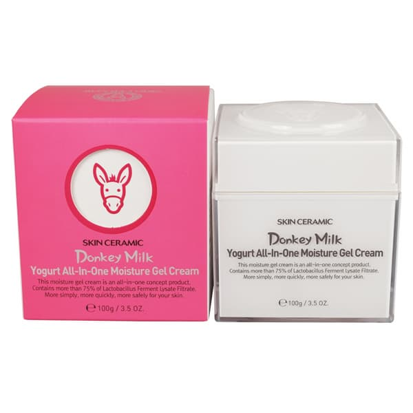 Donkey Milk Yogurt All In One Moisture Gel Cream