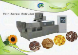 Food Machinery---Double Screw Extruder