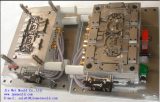 Auto part instrument board support mould