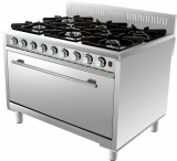 Heavy Duty Gas Oven