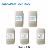 ALKALINITY CONTROL Concentrateed liquid alkalinity boiler water treatment