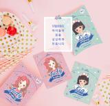 Diel Friends sticker mask pack_kids mask pack_cosmetic