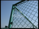 ARCHITECTURAL COLOR COATED GALVANIZED CHAIN LINK FENCE