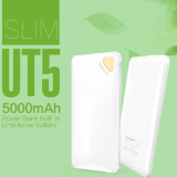 TRUSDA ULTRA design 5000mAh Power bank_ UT6