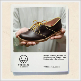 Female Shoe -V.W.M.S No.8004 Dark Brown