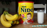 Nido Red Cap 400g Arabic Text_ Nestle Nido Kinder _ Nestle N