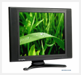 LCD Monitor (19inch TV, Black)