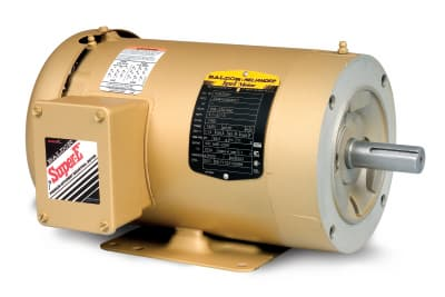 2 Baldor Motor El3403 From A Amp S Electric Motors Co Ltd