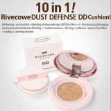 RIVECOWE 10 in 1 Dust Defense DD Cushion SPF50_ Whitening