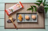 Jeju Mandarin Orange Rice Cake