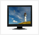 LCD Monitor (19inch, Black)