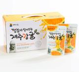 Incredibly Pure Jeju Mandarine Juice