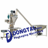 Pesticides powder filling machine 2014 hot