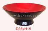 Highquality Vietnam Lacquer Serving Bowl