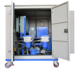 Filtration Machine for Diesel